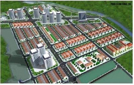 Khu đô thị Xa La tại Hà Đông