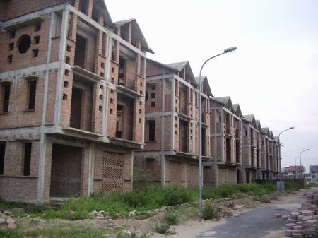 Quy luật thị trường bất động sản tự vỡ