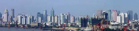 Trung Quốc - Ấn Độ: Bùng nổ xây dựng là dấu hiệu suy thoái