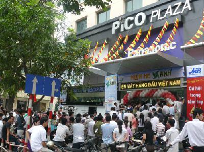 Pico Plaza: Dự kiến khai trương vào quý 2/2012