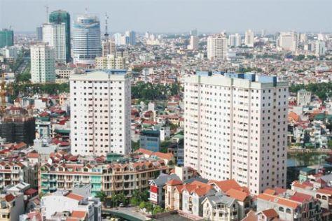 Thị trường bất động sản: Le lói điểm sáng