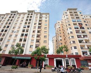 Giao dịch căn hộ trầm lắng