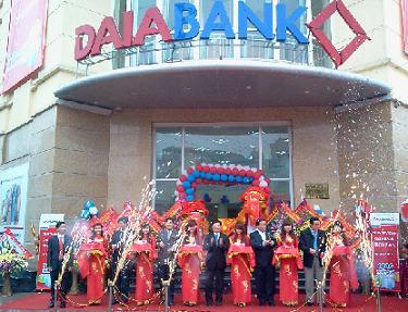 DaiABank sẽ mở 20 điểm giao dịch mới trong năm 2012