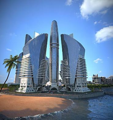 Azerbaijan Tower: Dự kiến là tòa nhà cao nhất thế giới