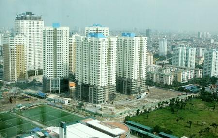 Nhà đất tại Hà Nội: Phân khúc hạng trung còn nhiều tiềm năng