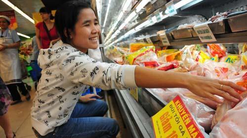 CPI tháng 2/2012 có thể tăng khoảng 1,5%