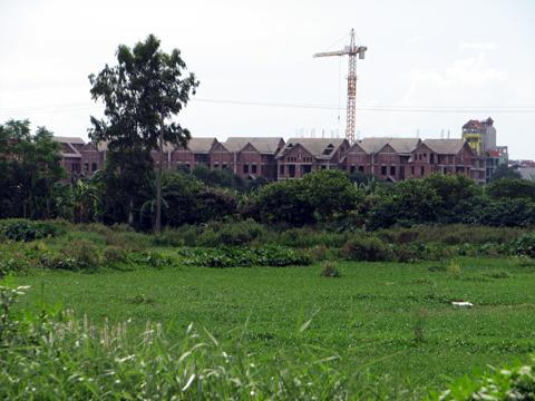 Doanh nghiệp địa ốc thoi thóp vì đói vốn