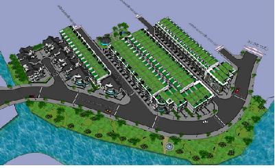 Chào bán Khu dân cư Đông Hưng Thuận giá từ 11 triệu đồng/m2