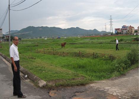 Huyện Sóc Sơn, TP Hà Nội: Đất giãn dân phải trả cho dân