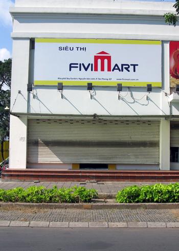 'Fivimart đóng cửa vì không thuê được đất'