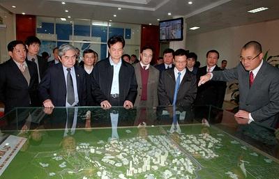 Thủ tướng Nguyễn Tấn Dũng yêu cầu: Đẩy nhanh tiến độ xây dựng Khu công nghệ cao Hòa Lạc