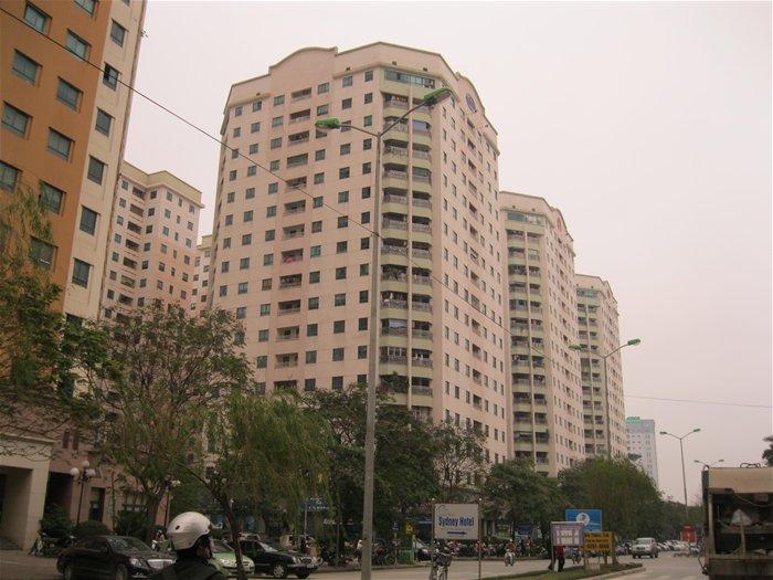 Doanh nghiệp bất động sản nỗ lực vượt khó