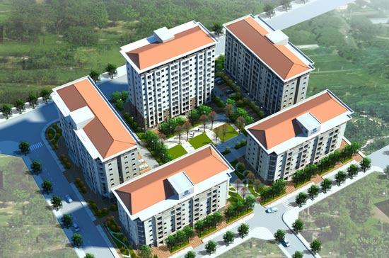 Viglacera Land: Dự kiến doanh thu đạt 5000 tỷ trong năm 2012