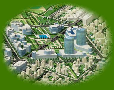 Ra mắt dự án Khu đô thị Đông Sài Gòn