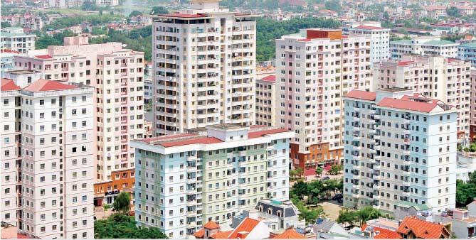 Rục rịch mua nhà sau Tết Nguyên tiêu