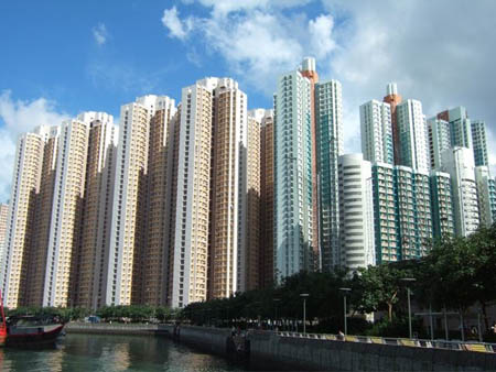 Hơn 80% dân số Hồng Công đi thuê nhà