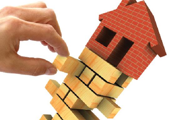 Ngập ngừng cứu bất động sản