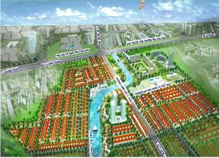 Chào bán dự án Khu đô thị Ngũ Tượng Khải Hoàn với giá 1,9 triệu đồng/m2