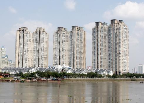 Cắt nước ở chung cư Saigon Pearl vì nợ phí bảo trì