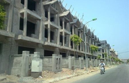 """Hơn 90% nhà dự án tại Hà Nội chưa có """"sổ đỏ"""""""
