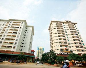Thị trường địa ốc 2012: Cơ hội mong manh