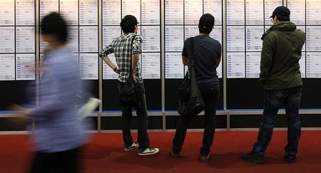 Hàn Quốc: Tỷ lệ thất nghiệp giảm 3,7%