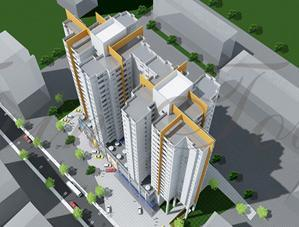 Mở bán Lê Thành Twin Towers với giá từ 13,9 triệu đồng/m2