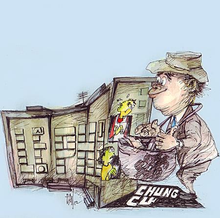 Chung cư Hà Nội: Phí tăng cao, dịch vụ không đổi