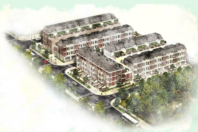 Sắp mở bán Beacon Pass Residential với giá từ 1,7 tỷ đồng/căn