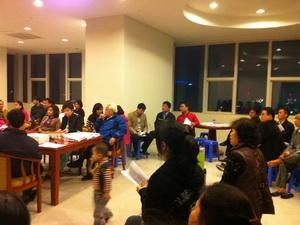 Dân Keangnam lo hội nghị chung cư thiếu minh bạch
