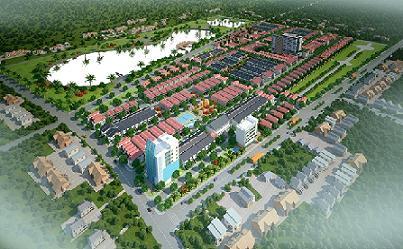 Khu dân cư Mỹ Hạnh Hoàng Gia với giá từ 195 triệu đồng/m2