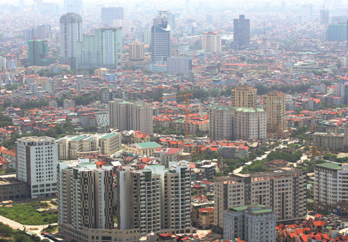 Thị trường bất động sản năm 2012: Nhiều cơ hội cho người mua nhà để ở