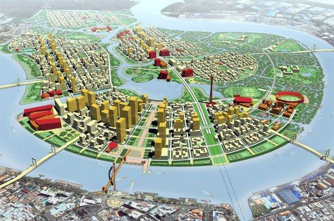 Quỹ đất nhà ở xã hội tại Thủ Thiêm có thể thay đổi