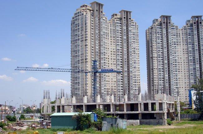 Ì ạch dự án căn hộ tái định cư