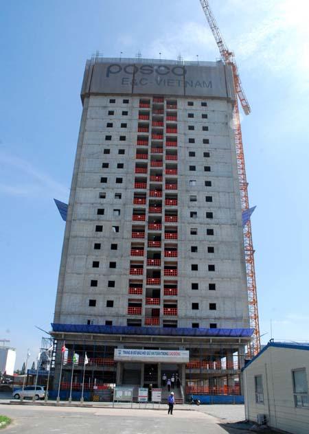 TP Hồ Chí Minh: Tìm hướng ra cho thị trường căn hộ