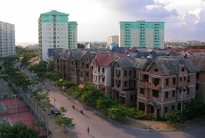 Cơ cấu phân khúc căn hộ tại đô thị