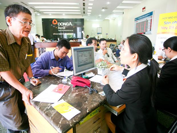 Ông Trần Phương Bình, tổng giám đốc DongA Bank. Ảnh: Hồng Sương