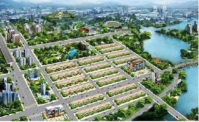 Mở bán Green River City với giá từ 105 triệu đồng/nền