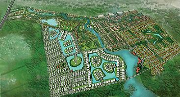 Sắp mở bán Khu biệt thự Hồ Thiên Nga với giá từ 3,6 triều đồng/m2