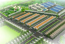 Chào bán Khu phố liên kế Newlife giá từ 170 triệu đồng/nền