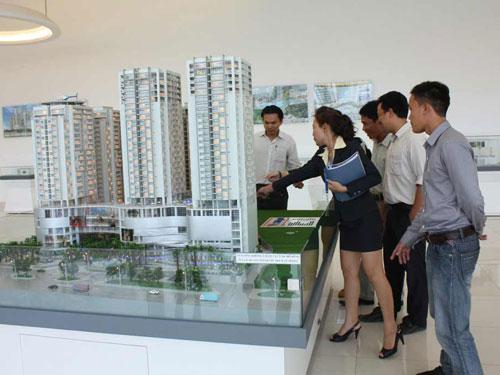 Nhà đất kỳ vọng vào lãi suất