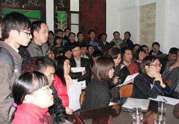 Hà Nội: Gần 200 người đòi lại tiền góp vốn mua nhà