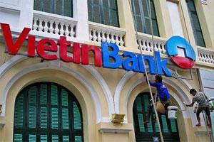 Standard & Poor's hạ triển vọng Vietinbank xuống 'tiêu cực'