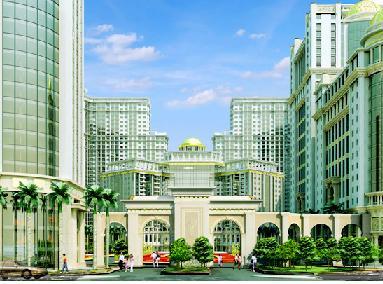 Vincom mở bán 22.000m2 sàn Phố ẩm thực tại Royal City