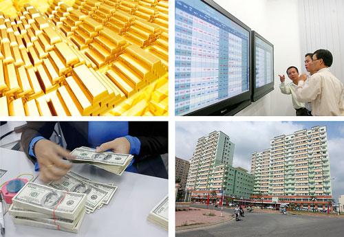 Kinh tế vĩ mô tác động các kênh đầu tư