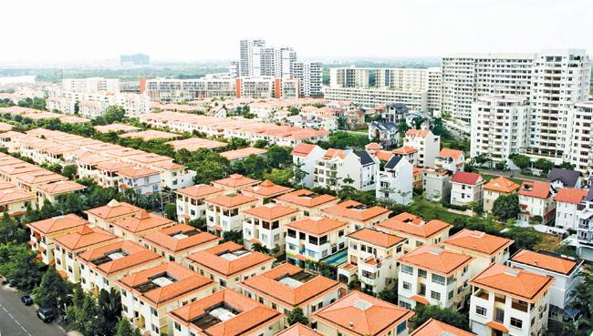 Thị trường bất động sản do luật pháp tạo nên