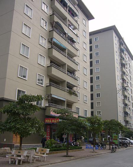 Giải quyết tranh chấp tại các chung cư: Thiếu cơ sở pháp lý