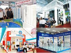 Ngày 24/3: Khai mạc Hội chợ triển lãm Quốc tế Xây dựng VietBuild Hà Nội