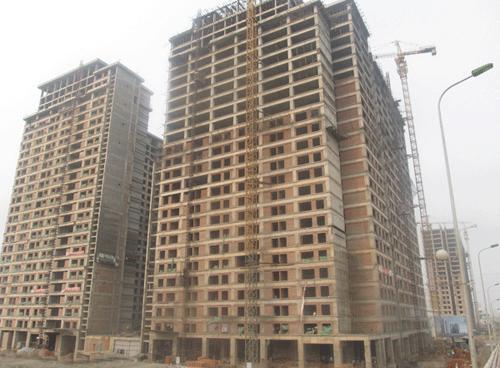 Hà Nội: Đua cho không xế hộp để bán chung cư