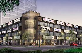 Ra mắt trung tâm thương mại Canary Plaza